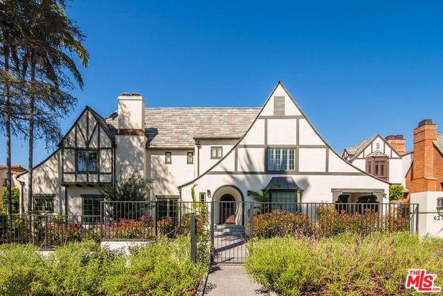 627 N Hillcrest Road, Beverly Hills, CA 90210 (MLS #19480872) :: The John Jay Group - Bennion Deville Homes