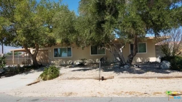 13805 Julian Drive, Desert Hot Springs, CA 92240 (MLS #19480886PS) :: Hacienda Group Inc