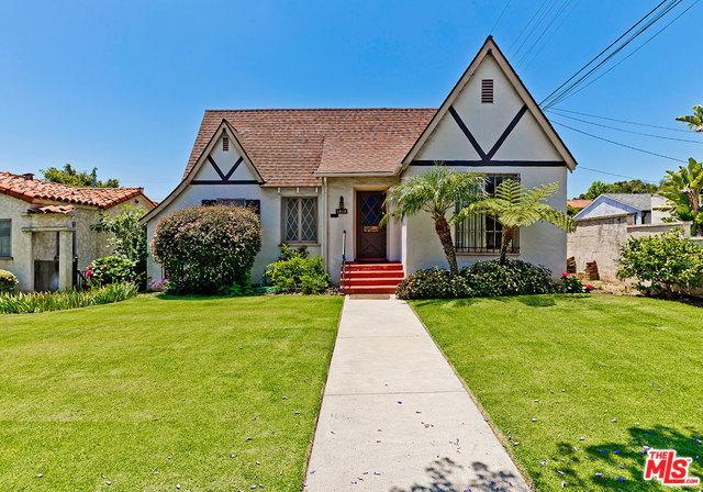 1020 Harvard Street, Santa Monica, CA 90403 (MLS #19481270) :: The John Jay Group - Bennion Deville Homes