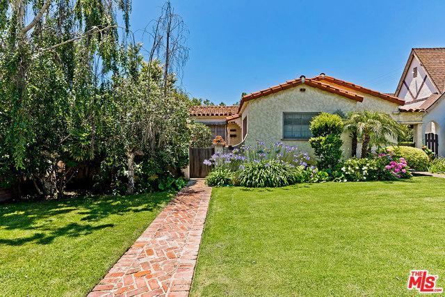 1024 Harvard Street, Santa Monica, CA 90403 (MLS #19481276) :: The John Jay Group - Bennion Deville Homes