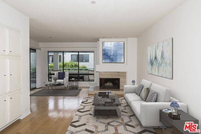 110 Ocean Park #205, Santa Monica, CA 90405 (MLS #19481408) :: The John Jay Group - Bennion Deville Homes