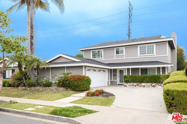 3430 Lilly Avenue, Long Beach, CA 90808 (MLS #19482026) :: The John Jay Group - Bennion Deville Homes