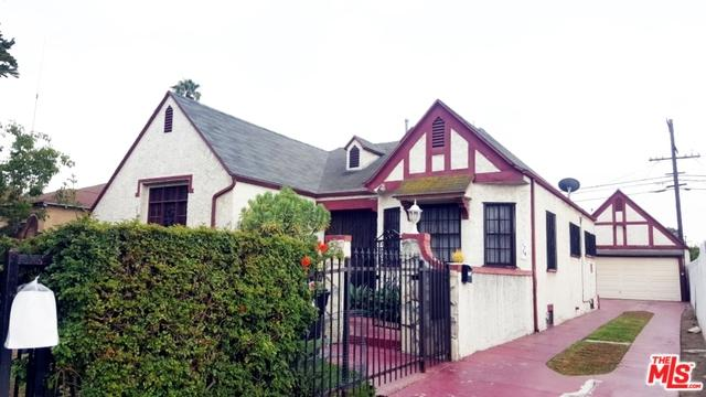 1728 W 82nd Street, Los Angeles (City), CA 90047 (MLS #19482060) :: The John Jay Group - Bennion Deville Homes