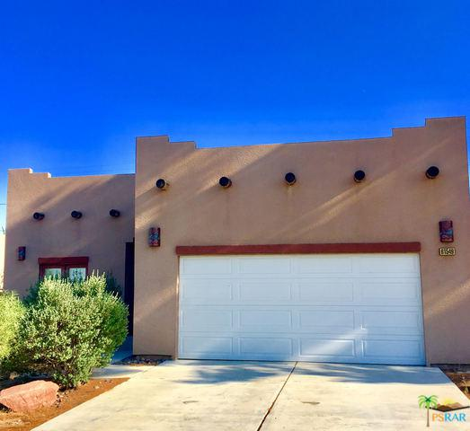 61549 Palm Vista Drive, Joshua Tree, CA 92252 (MLS #19482078PS) :: The Jelmberg Team