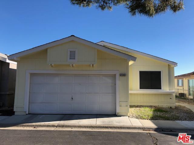2340 Rangeview Drive, Rosamond, CA 93560 (MLS #19482784) :: Hacienda Group Inc