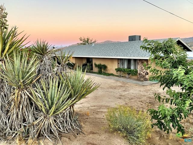 57455 Paxton Road, Yucca Valley, CA 92284 (MLS #19483068PS) :: Deirdre Coit and Associates