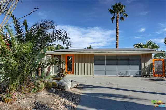 2190 N Cerritos Drive, Palm Springs, CA 92262 (MLS #19483532PS) :: Deirdre Coit and Associates