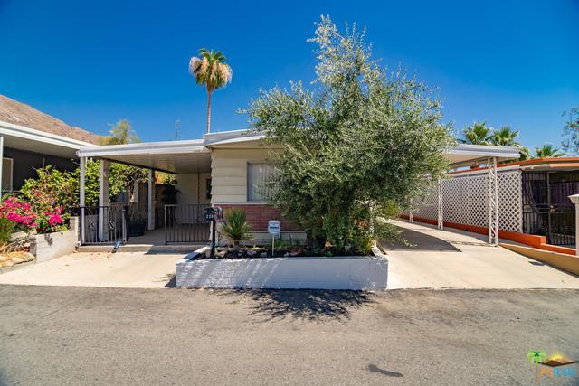 230 Stone Terrace, Palm Springs, CA 92264 (MLS #19483546PS) :: Hacienda Group Inc