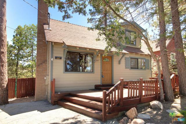 447 Vista Lane, Big Bear, CA 92315 (MLS #19483728PS) :: Deirdre Coit and Associates