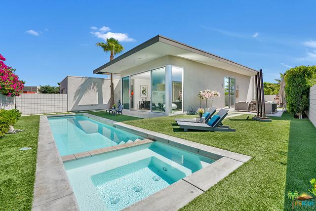 542 Skylar Lane, Palm Springs, CA 92262 (MLS #19484792PS) :: Brad Schmett Real Estate Group