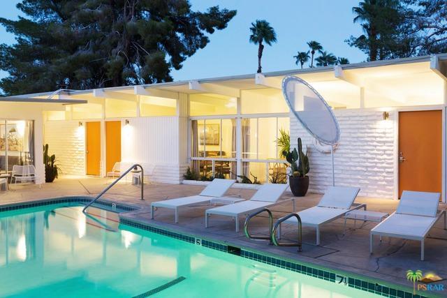 1821 E Amado Road, Palm Springs, CA 92262 (MLS #19485382PS) :: Brad Schmett Real Estate Group