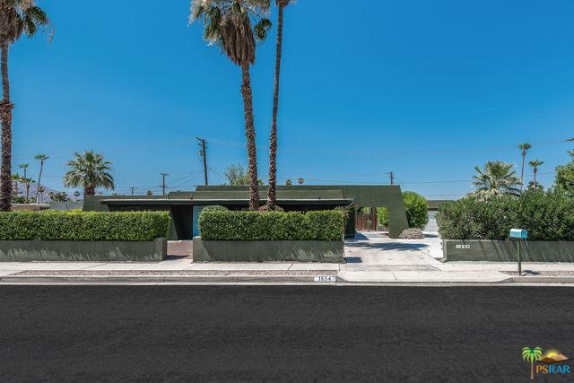 1654 E San Lucas Road, Palm Springs, CA 92264 (MLS #19485800PS) :: Brad Schmett Real Estate Group