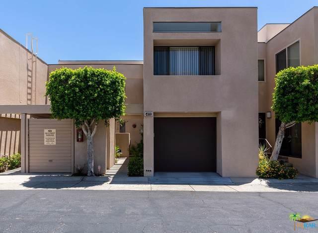 472 E Club Drive, Palm Springs, CA 92262 (MLS #19486254PS) :: Brad Schmett Real Estate Group