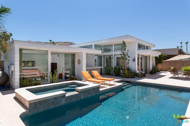 2611 W Kings Road, Palm Springs, CA 92264 (MLS #19486390PS) :: Brad Schmett Real Estate Group
