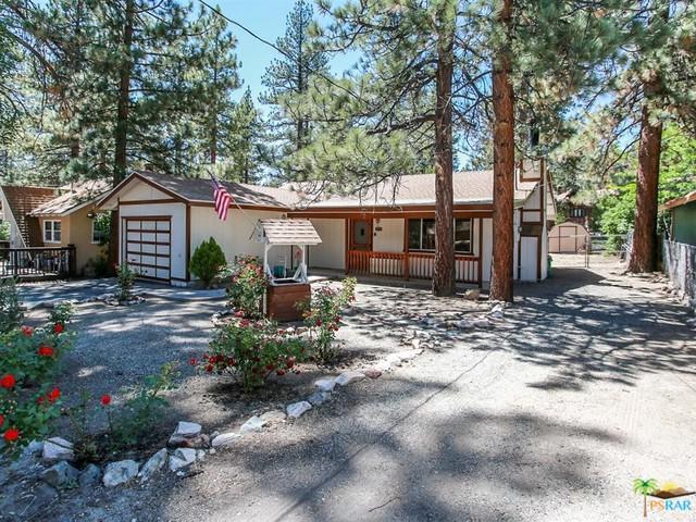974 Canyon Road, Fawnskin, CA 92333 (MLS #19486586PS) :: Deirdre Coit and Associates