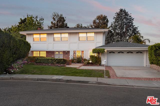 21855 Ulmus Drive, Woodland Hills, CA 91364 (MLS #19486936) :: Deirdre Coit and Associates