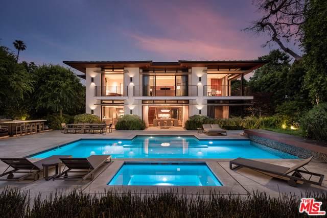 1303 Park Way, Beverly Hills, CA 90210 (MLS #19487756) :: Hacienda Group Inc