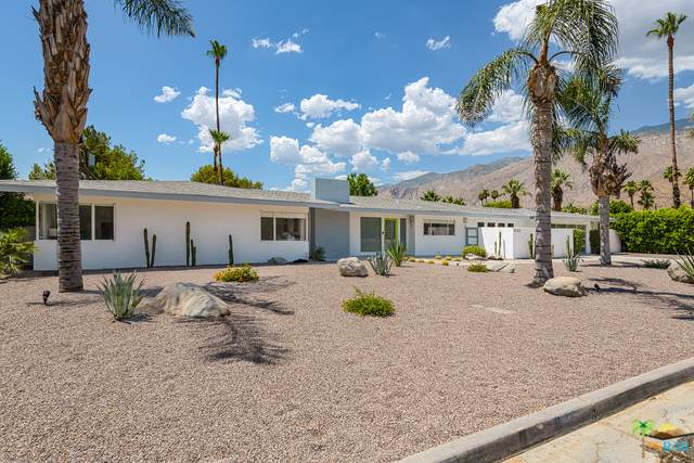 1143 E Via Altamira, Palm Springs, CA 92262 (MLS #19488220PS) :: Deirdre Coit and Associates