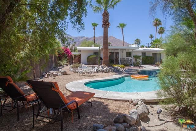 2466 N Girasol Avenue, Palm Springs, CA 92262 (MLS #19488748PS) :: The Jelmberg Team