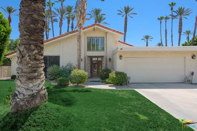 41 Lincoln Place, Rancho Mirage, CA 92270 (MLS #19488930PS) :: Brad Schmett Real Estate Group