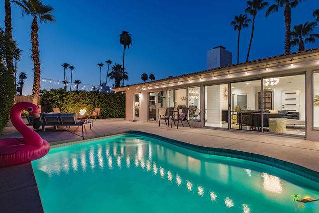 2233 S Broadmoor Drive, Palm Springs, CA 92264 (MLS #19489266PS) :: The John Jay Group - Bennion Deville Homes