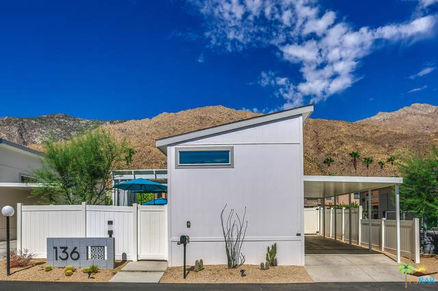 136 Pali Drive, Palm Springs, CA 92264 (MLS #19489502PS) :: Deirdre Coit and Associates
