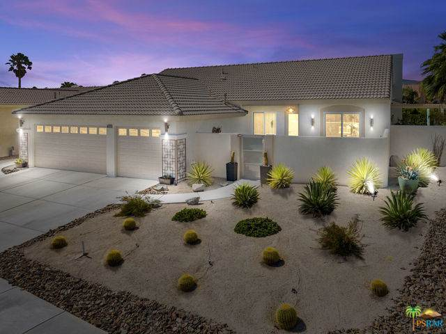 68323 Riviera Road, Cathedral City, CA 92234 (MLS #19489524PS) :: Brad Schmett Real Estate Group