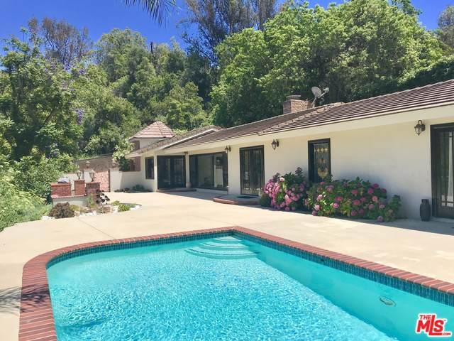 12751 Mulholland Drive, Beverly Hills, CA 90210 (MLS #19489548) :: Bennion Deville Homes
