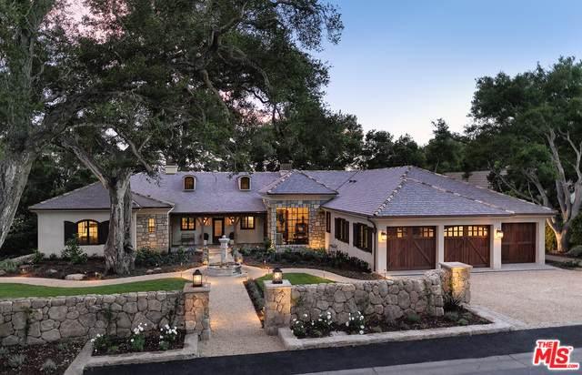2049 Boundary Drive, Montecito, CA 93108 (MLS #19489564) :: The Sandi Phillips Team