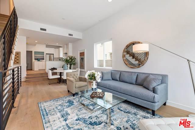 4034 La Salle Avenue, Culver City, CA 90232 (MLS #19489606) :: Bennion Deville Homes