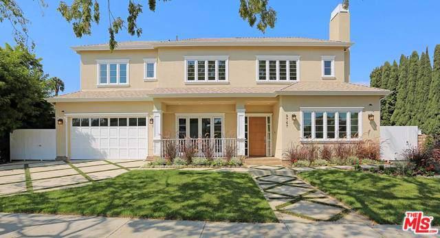 9767 Monte Mar Drive, Los Angeles (City), CA 90035 (MLS #19489666) :: Bennion Deville Homes