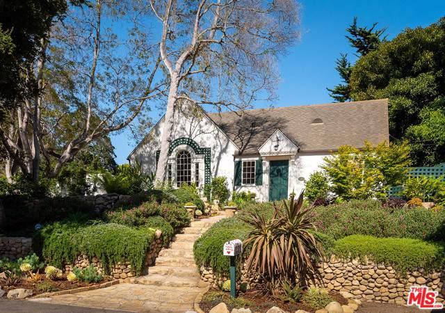 62 Humphrey Road, Santa Barbara, CA 93108 (MLS #19489718) :: Bennion Deville Homes
