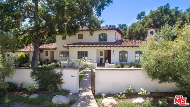 625 Stonehouse Lane, Santa Barbara, CA 93108 (MLS #19489730) :: Bennion Deville Homes