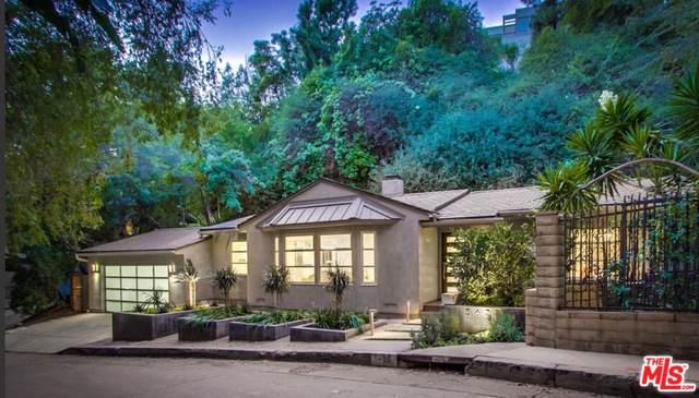 5625 Valley Oak Drive, Los Angeles (City), CA 90068 (MLS #19489754) :: Bennion Deville Homes