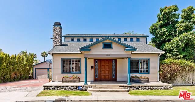 3913 Spad Place, Culver City, CA 90232 (MLS #19489838) :: Deirdre Coit and Associates
