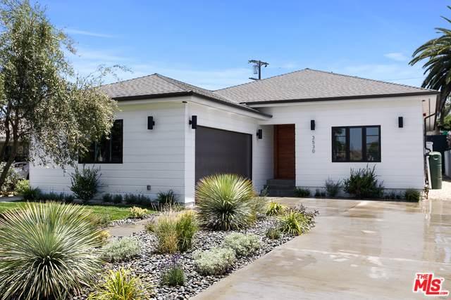 3530 S Burnside Avenue, Los Angeles (City), CA 90016 (MLS #19489944) :: Deirdre Coit and Associates