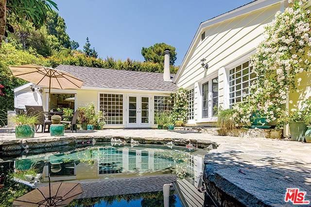1369 Bobolink Place, Los Angeles (City), CA 90069 (MLS #19490072) :: Hacienda Group Inc