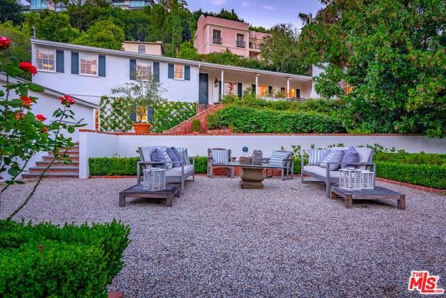 1260 N Wetherly Drive, Los Angeles (City), CA 90069 (MLS #19490472) :: Hacienda Group Inc