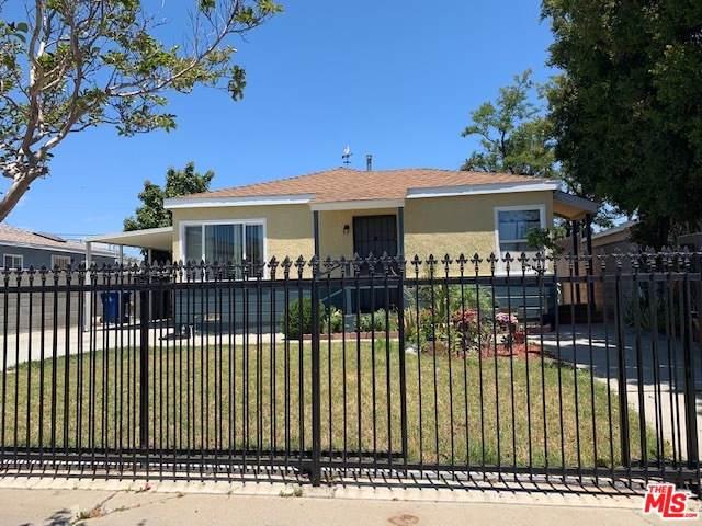 1511 254th Street, Harbor City, CA 90710 (MLS #19490552) :: Hacienda Agency Inc