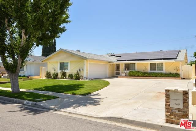 2109 Atwater Avenue, Simi Valley, CA 93063 (MLS #19490612) :: The Sandi Phillips Team