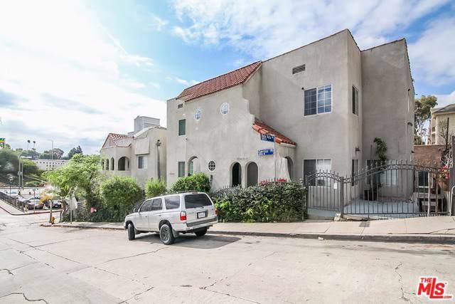 6520 Cerritos Place, Los Angeles (City), CA 90068 (MLS #19490716) :: The Sandi Phillips Team