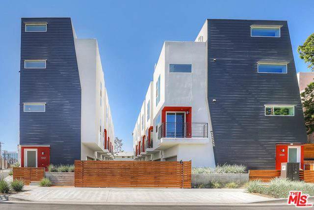 11039 W Morrison Street #4, North Hollywood, CA 91601 (MLS #19490764) :: Hacienda Group Inc