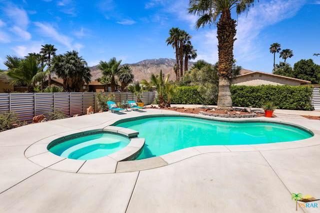 2420 E Wayne Road, Palm Springs, CA 92262 (MLS #19490808PS) :: The John Jay Group - Bennion Deville Homes
