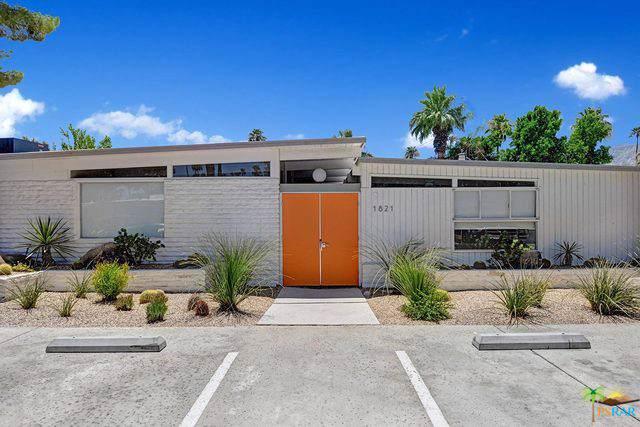 1821 E Amado Road #4, Palm Springs, CA 92262 (MLS #19490814PS) :: Brad Schmett Real Estate Group