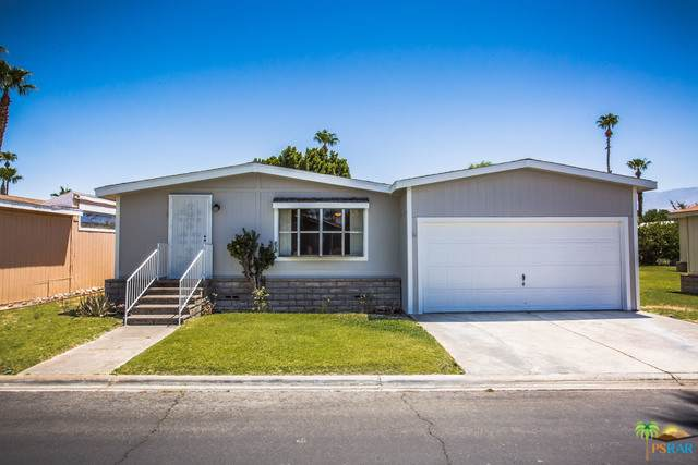 1186 Via Fresno, Cathedral City, CA 92234 (MLS #19491082PS) :: The John Jay Group - Bennion Deville Homes