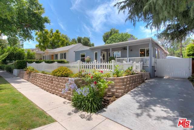4121 Benedict Canyon Drive, Sherman Oaks, CA 91423 (MLS #19491420) :: Deirdre Coit and Associates