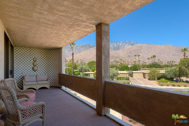 1630 S La Reina Way 2B, Palm Springs, CA 92264 (MLS #19491460PS) :: Brad Schmett Real Estate Group