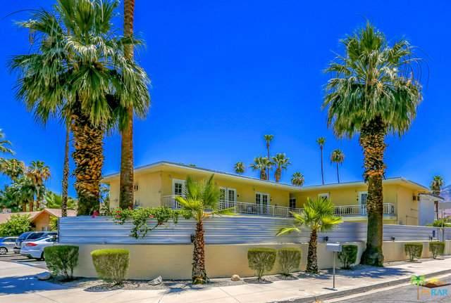 1610 S Via Entrada #10, Palm Springs, CA 92264 (MLS #19491838PS) :: Deirdre Coit and Associates