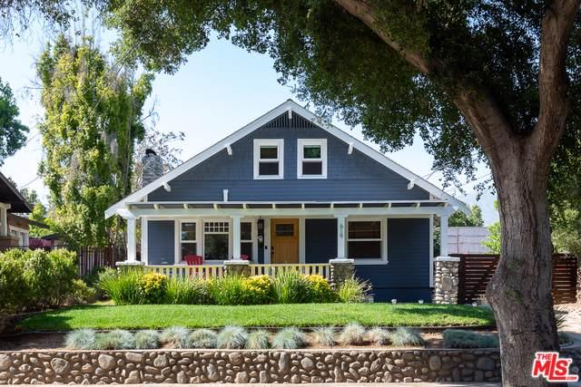 619 E Claremont Street, Pasadena, CA 91104 (MLS #19491902) :: Deirdre Coit and Associates