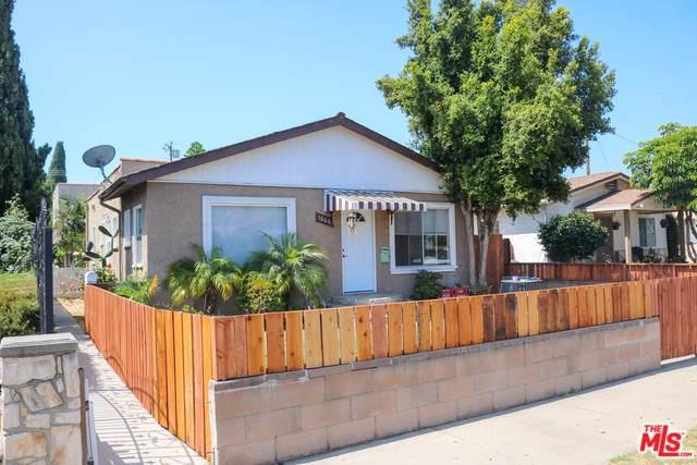 1660 253rd Street, Harbor City, CA 90710 (MLS #19492048) :: Hacienda Agency Inc